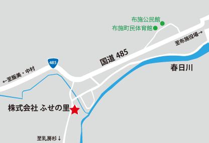 ふせの里地図